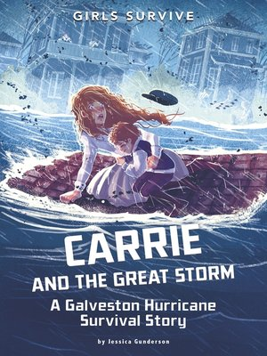 cover image of Carrie and the Great Storm