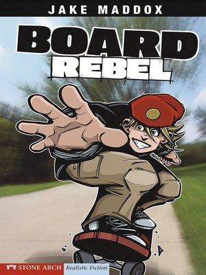 cover image of Board Rebel