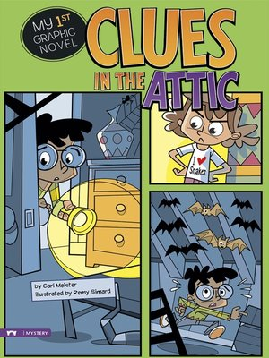 cover image of Clues in the Attic