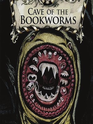 cover image of Cave of the Bookworms
