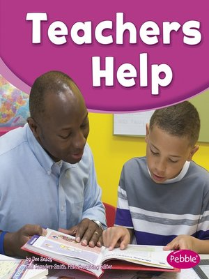cover image of Teachers Help