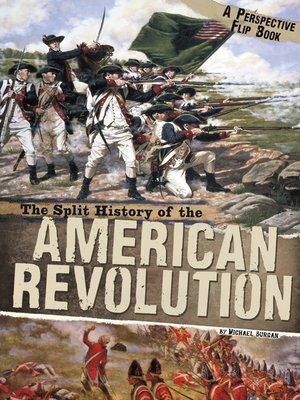 cover image of The Split History of the American Revolution