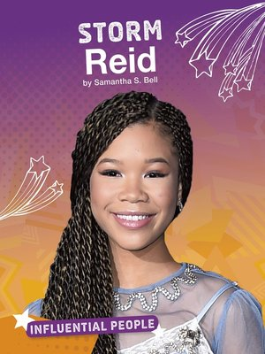 cover image of Storm Reid