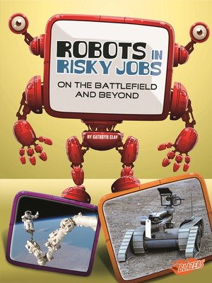 cover image of Robots in Risky Jobs
