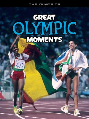 cover image of Great Olympic Moments