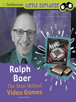 cover image of Ralph Baer