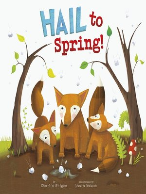 cover image of Hail to Spring!