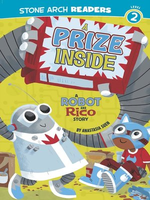 cover image of A Prize Inside