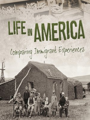 cover image of Life in America