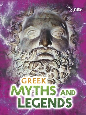 cover image of Greek Myths and Legends