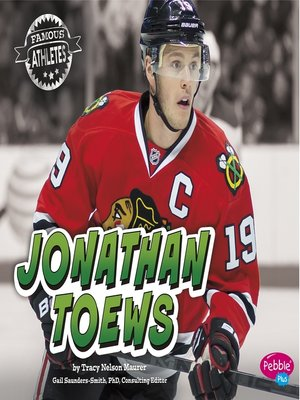 cover image of Jonathan Toews