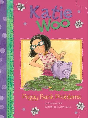 cover image of Piggy Bank Problems