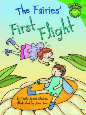 cover image of Fairies' First Flight