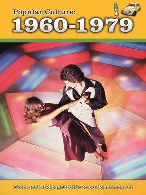 cover image of Popular Culture: 1960-1979
