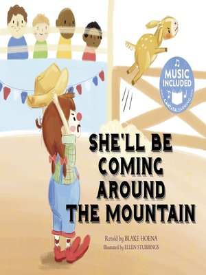 cover image of She'll Be Coming Around the Mountain