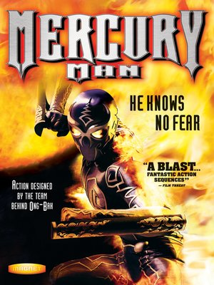 cover image of Mercury Man
