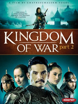 cover image of Kingdom of War, Part 2