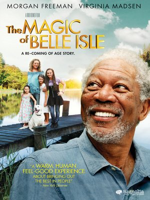 cover image of The Magic of Belle Isle