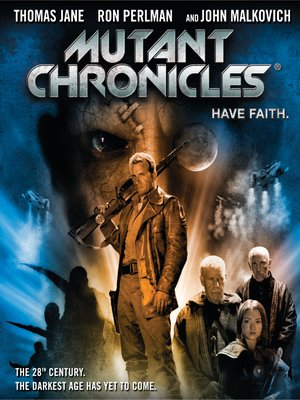 cover image of Mutant Chronicles