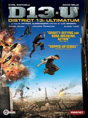 cover image of District 13 Ultimatum