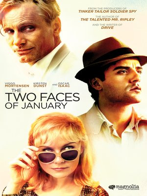 cover image of The Two Faces of January