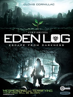 cover image of Eden Log