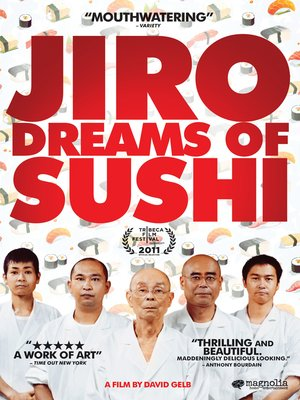 cover image of Jiro Dreams of Sushi