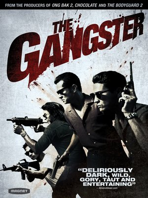 cover image of The Gangster