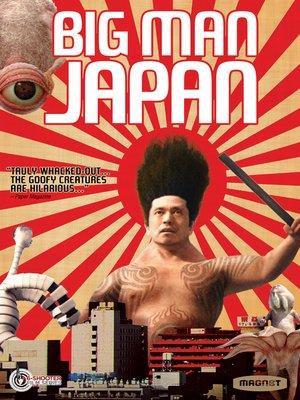 cover image of Big Man Japan