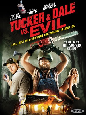 cover image of Tucker & Dale Vs. Evil