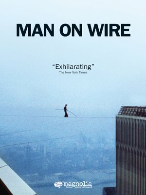 cover image of Man on Wire