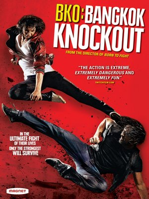 cover image of BKO: Bangkok Knockout