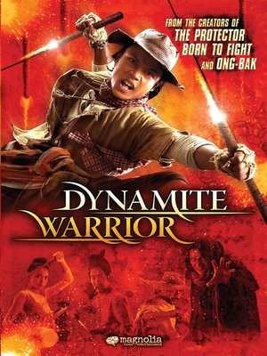 cover image of Dynamite Warrior