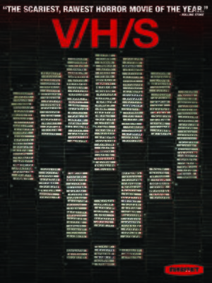 cover image of V/H/S