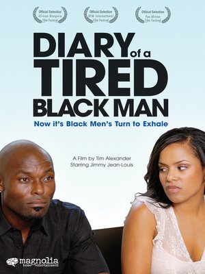 cover image of Diary of a Tired Black Man