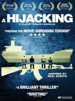 cover image of A Hijacking