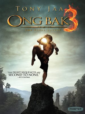 cover image of Ong Bak 3
