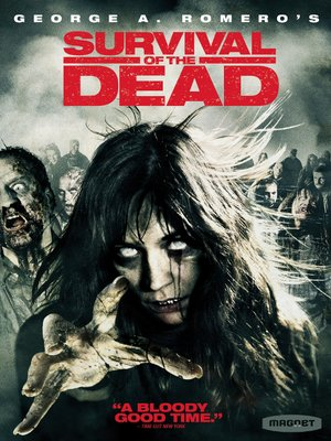 cover image of George A. Romero's Survival of the Dead