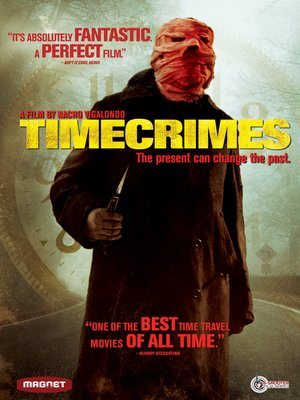 cover image of Timecrimes