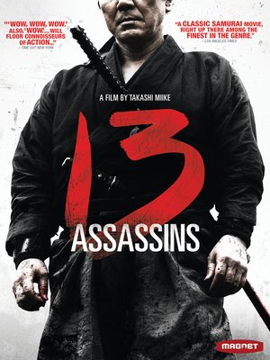 cover image of 13 Assassins
