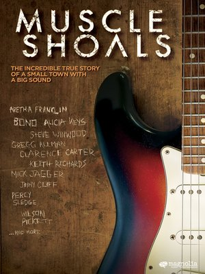cover image of Muscle Shoals
