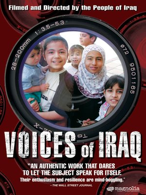 cover image of The Voices of Iraq