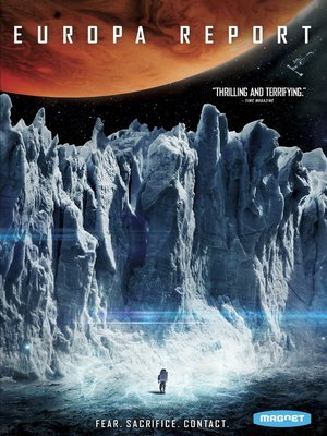 cover image of Europa Report