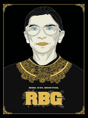 cover image of RBG