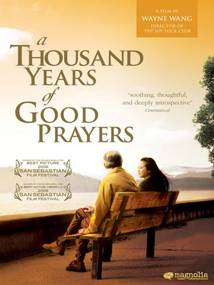 cover image of A Thousand Years of Good Prayers