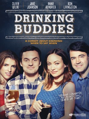 cover image of Drinking Buddies