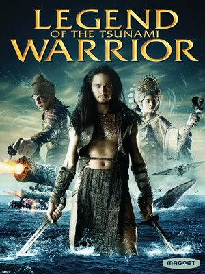 cover image of Legend of the Tsunami Warrior