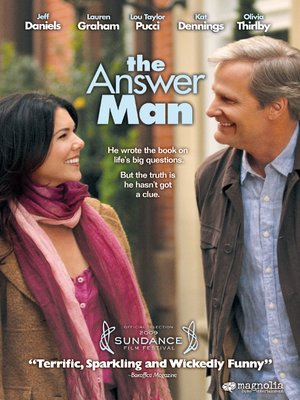 cover image of The Answer Man