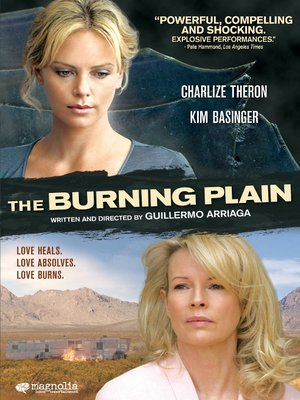 cover image of The Burning Plain