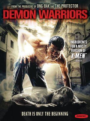 cover image of Demon Warriors